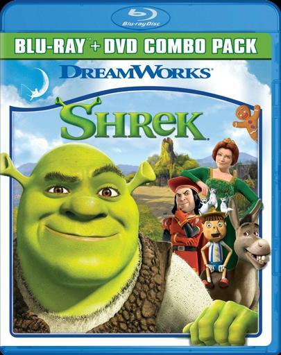 Shrek Serisi Blu-ray Cover İsteği-shrek-1jpg
