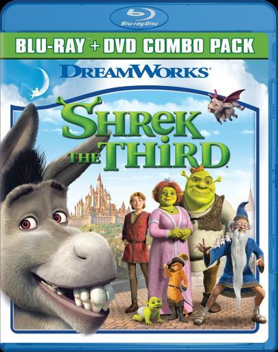Shrek Serisi Blu-ray Cover İsteği-shrek-3jpg
