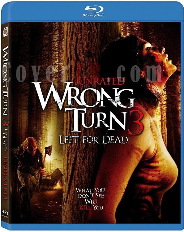 İSTEK Wrong Turn 3: Left For Dead ( Blu-ray )-b002g1wph2jpg