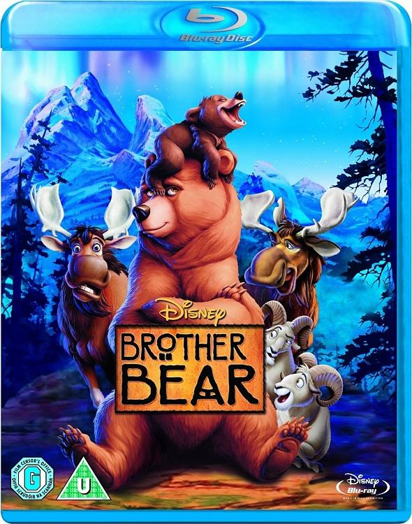 Brother Bear 1-2-65777_frontjpg