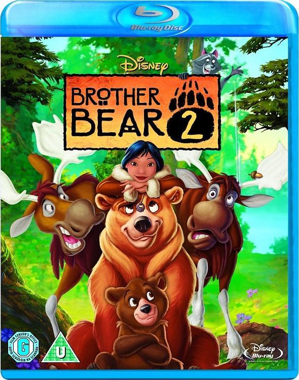 Brother Bear 1-2-65778_frontjpg
