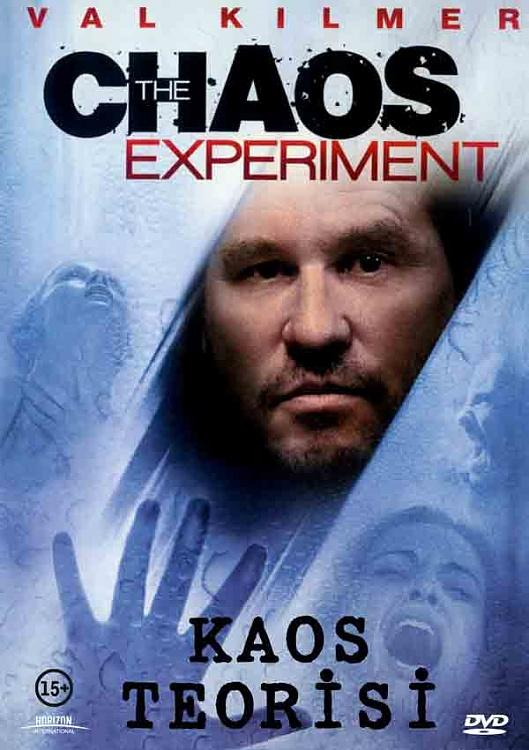 The Chaos Experiment - Kaos Teorisi (2009) DVD COVER & LABEL-0000000403972_3_1jpg
