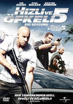 Fast Five - Hızlı ve Öfkeli 5: Rio Soygunu (2011) SCAN DVD COVER-0000000349239_3_1jpg