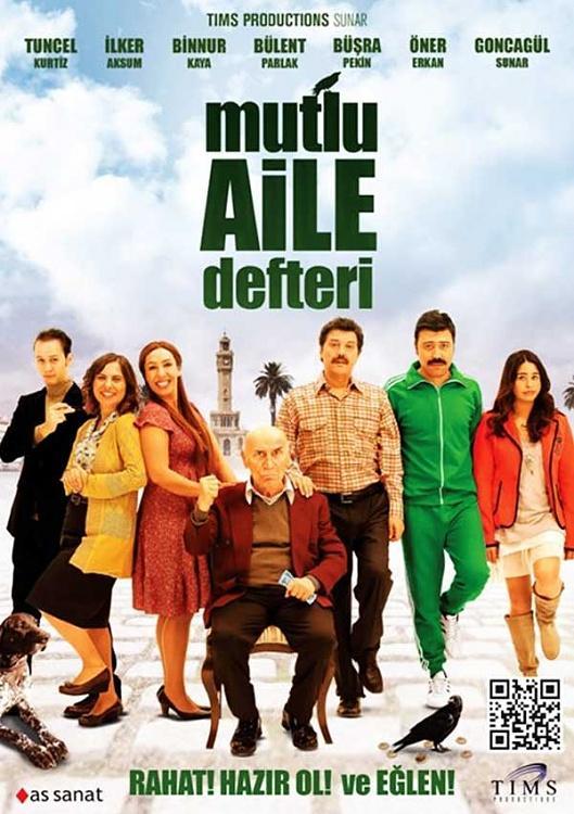 Mutlu Aile Defteri (2013) DVD COVER & LABEL-0000000414801_3_1jpg