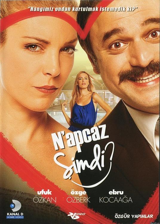 N'apcaz simdi? (2012) DVD COVER & LABEL-pre_1371373971__napcaz_simdijpg