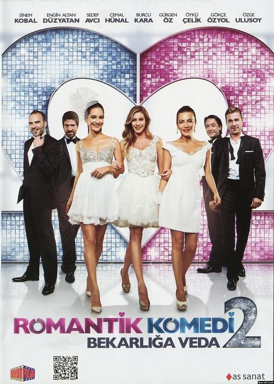 Romantik Komedi 2: Bekarlığa Veda (2013) DVD COVER & LABEL-pre_1371375448__romantik_komedi_2_bekarliga_vedajpg