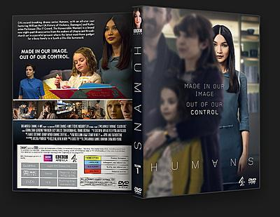 Humans 1 Sezon Dvd Cover-humans-2015-season-1-dvd-coverjpg