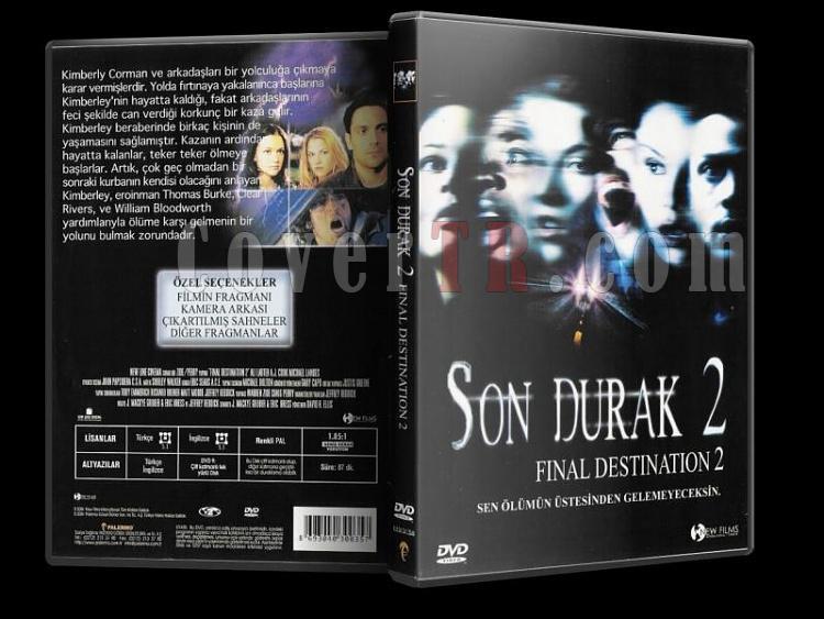 Son Durak 2 - Final Destination 2 - Dvd Cover Türkçe-final_destination_2_coverjpg