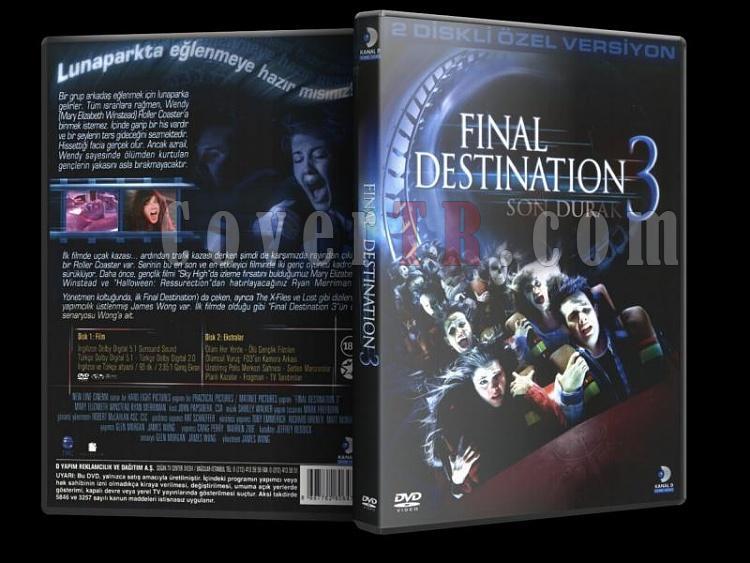Son Durak 3 - Final Destination 3 - Dvd Cover Türkçe-final_destination_3_coverjpg