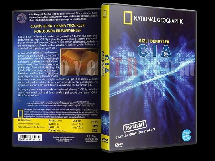 National Geographic - CIA Gizli Deneyler - Dvd Cover - Türkçe-national-geographic-cia-gizli-deneyler-dvd-cover-turkcejpg