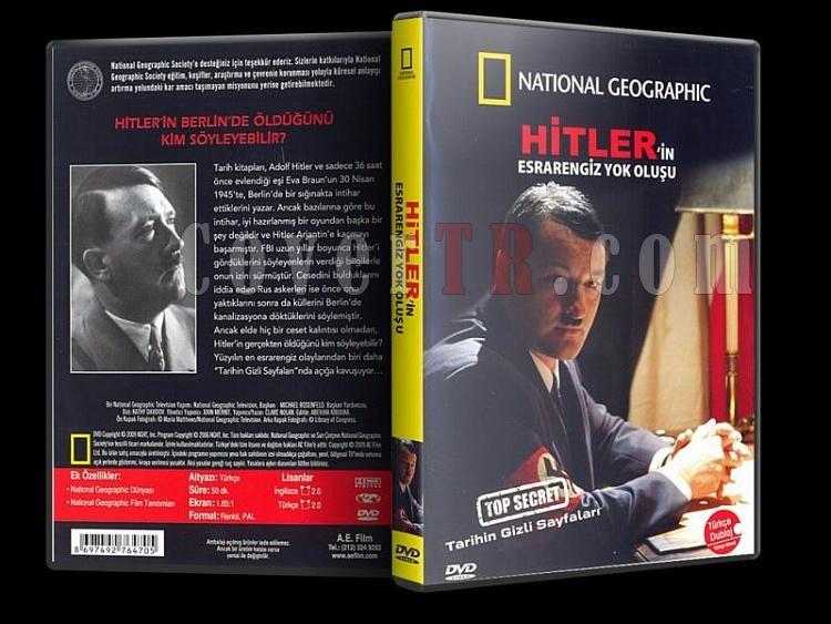 National Geographic - Hitler'in Esrarengiz Yok Oluşu - Dvd Cover - Türkçe-national-geographic-hitlerin-esrarengiz-yok-olusu-dvd-cover-turkcejpg