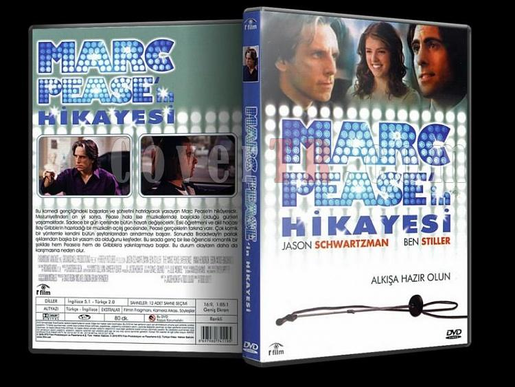 The Marc Pease Experience - Marc Pease'nin Hikayesi - Dvd Cover - Türkçe-marc-pease-experience-marc-peasenin-hikayesi-dvd-cover-turkcejpg