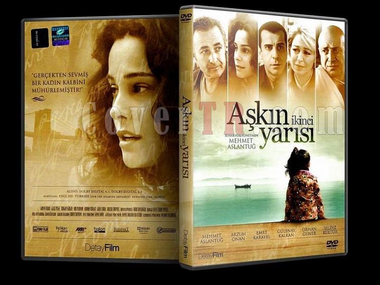 Aşkın İkinci Yarısı - Dvd Cover - Türkçe-askin-ikinci-yarisi-dvd-cover-turkcejpg