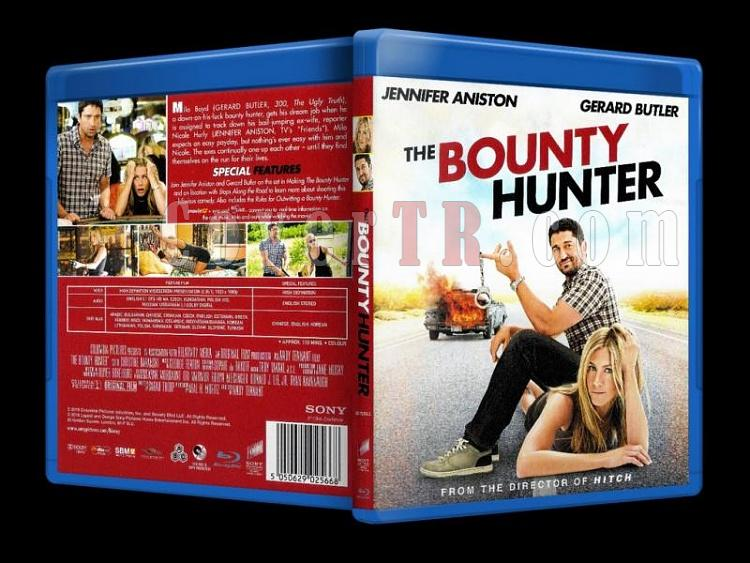 The Bounty Hunter (2010) - Bluray Cover - Türkçe-the_bounty_hunter_scanjpg
