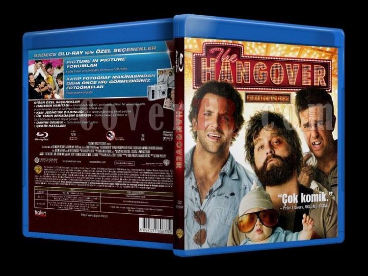The Hangover (2009) - Bluray Cover - Türkçe-the_hangover_scanjpg