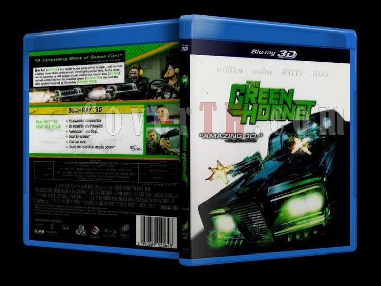 The Green Hornet (2011) - Bluray Cover - Türkçe-the_green_hornet_scanjpg