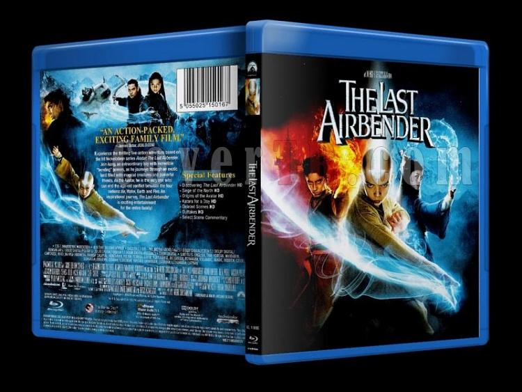 The Last Airbender (2010) - Bluray Cover - Türkçe-the_last_airbender_scanjpg