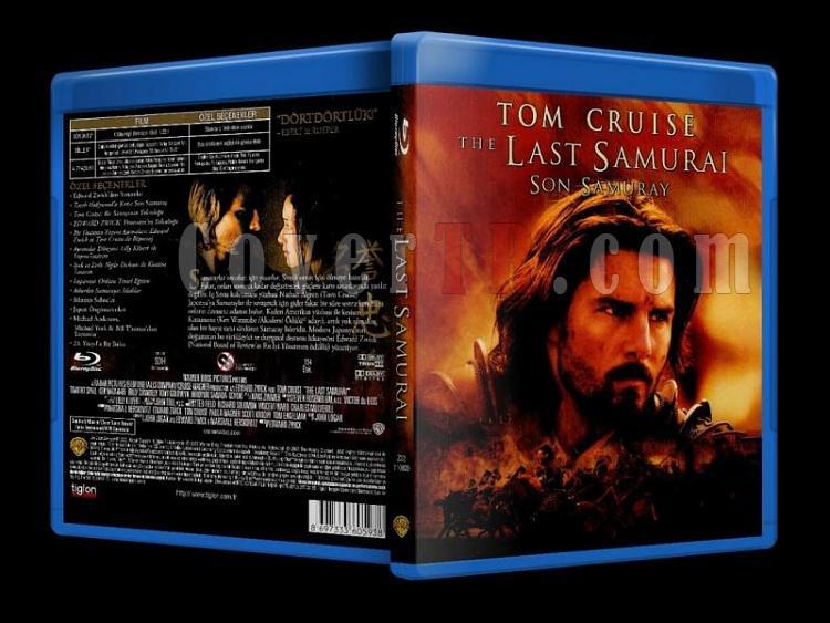 The Last Samurai (2003) - Bluray Cover - Türkçe-the_last_samurai_scanjpg