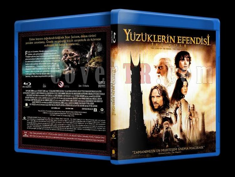 The Lord of the Rings: The Two Towers (2002) - Bluray Cover-Türkçe-the_lord_of_the_rings_the_two_towers_scanjpg
