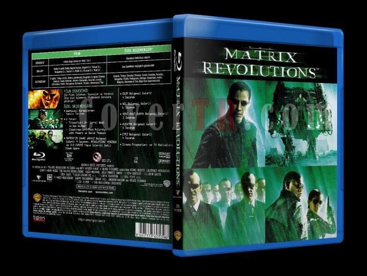 The Matrix Revolutions (2003) - Bluray Cover - Türkçe-the_matrix_revolutions_scanjpg