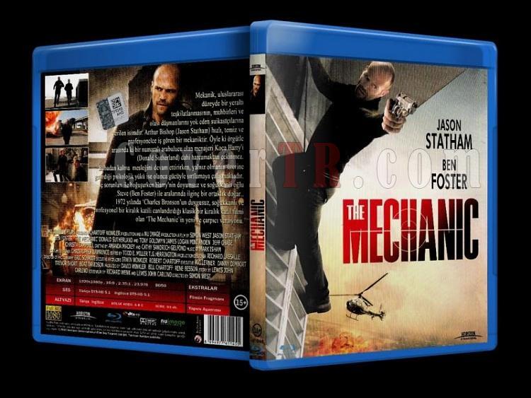 The Mechanic (2011) - Bluray Cover - Türkçe-the_mechanic_scanjpg