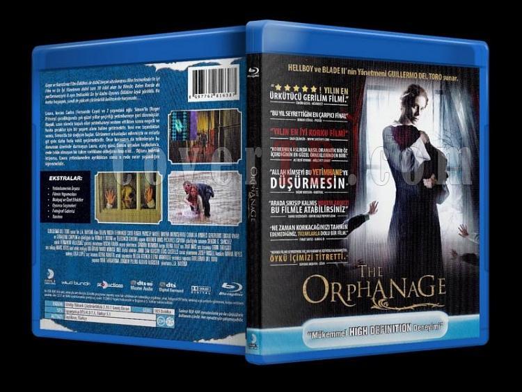 The Orphanage (2007) - Bluray Cover - Türkçe-the_orphanage_scanjpg