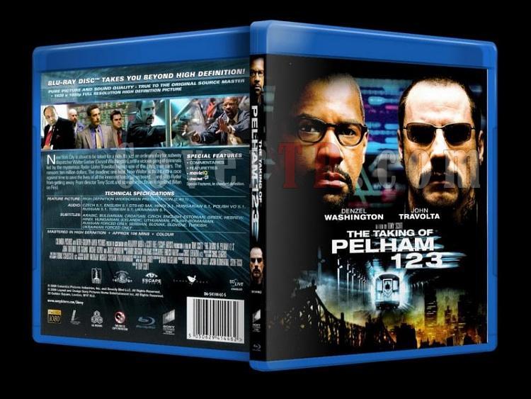 The Taking of Pelham 1 2 3 (2009) - Bluray Cover - Türkçe-the_taking_of_pelham_123_scanjpg