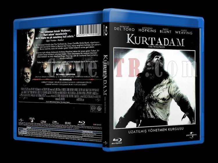 The Wolfman (2010) - Bluray Cover - Türkçe-the_wolfman_scanjpg