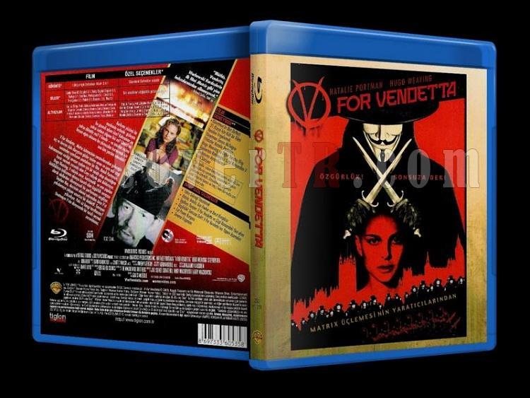 V for Vendetta - Custom Bluray Cover - Türkçe [2005]-v_for_vendetta_scanjpg