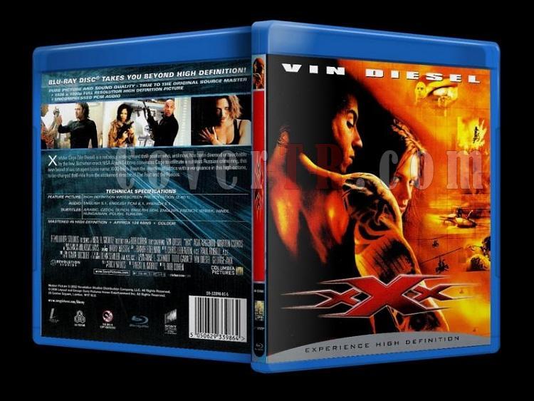 xXx (2002) - Bluray Cover - Türkçe-xxx_scanjpg