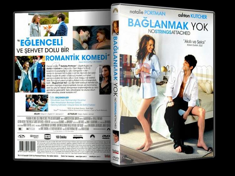 Bağlanmak Yok - No Strings Attached - Dvd Cover - Türkçe-baglanmak-yok-no-strings-attached-dvd-cover-turkcejpg
