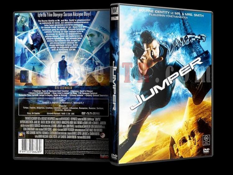 Jumper - Scan Dvd Cover - Türkçe [2008]-jumper-dvd-cover-turkcejpg