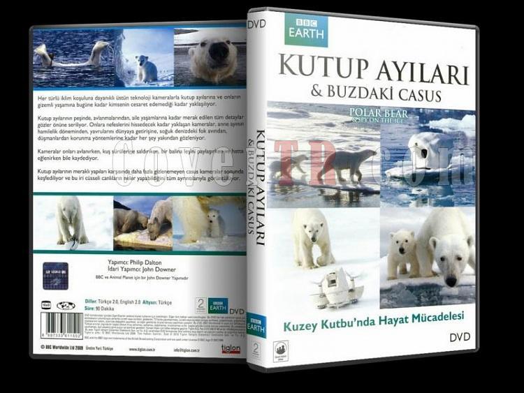 Kutup Ayıları Buzdaki Casus - Polar Bears Spy on the Ice - Dvd Cover - Türkçe-kutup-ayilari-buzdaki-casus-polar-bears-spy-ice-dvd-cover-turkcejpg