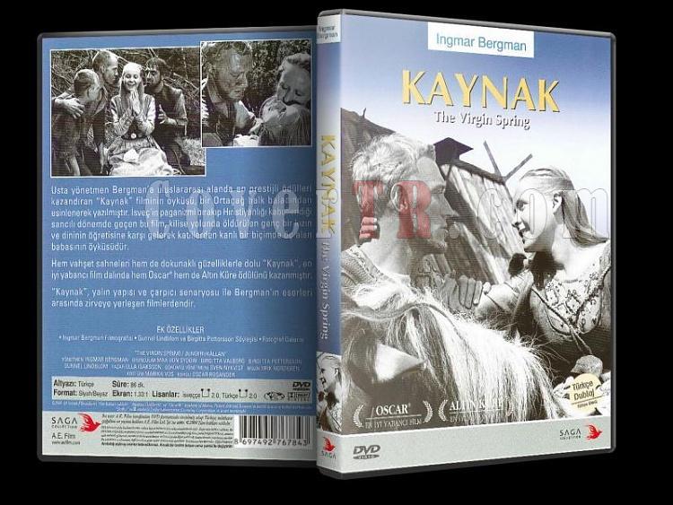 Kaynak - The Virgin Spring - Dvd Cover Türkçe-kaynakbergman3djpg