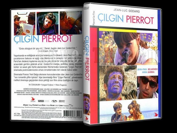 Çılgın Pierrot - Dvd Cover - Türkçe-pierrot-3djpg