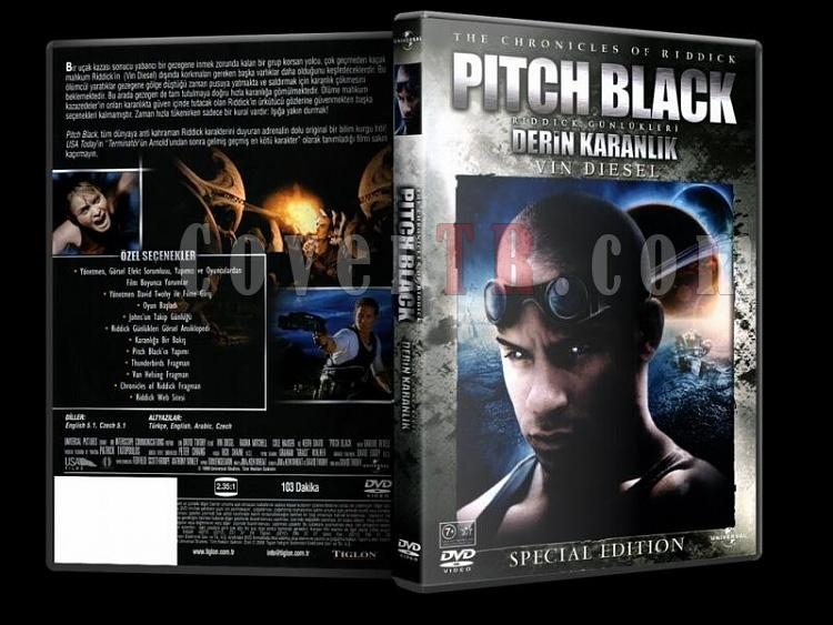 Pitch Black (2000) - DVD Cover - Türkçe-pitch_blackjpg