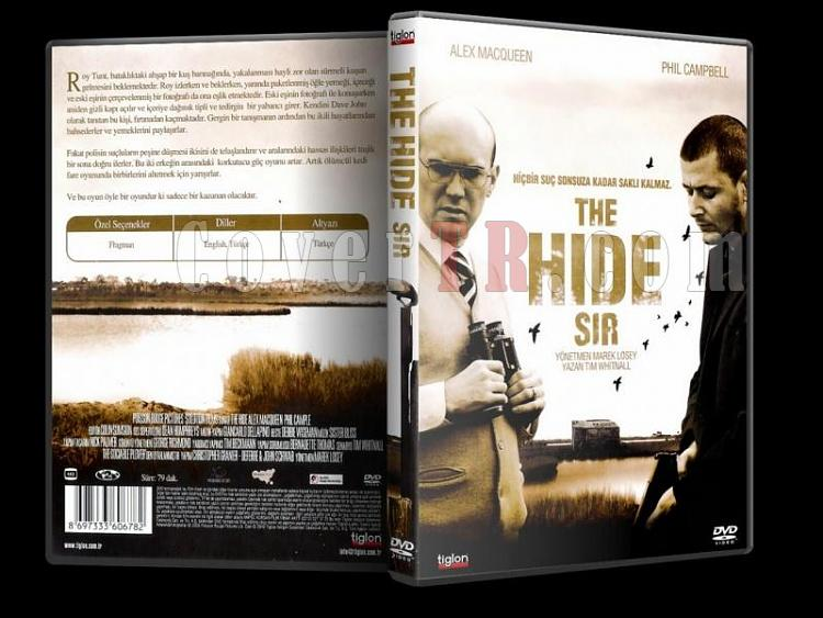 The Hide (2008) - DVD Cover - Türkçe-the_hidejpg