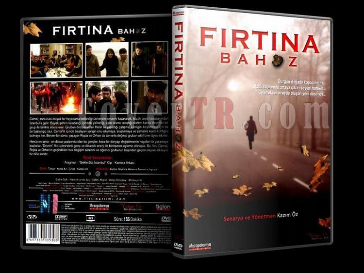 Fırtına - Bahoz - Dvd Cover - Türkçe-firtina-bahozjpg