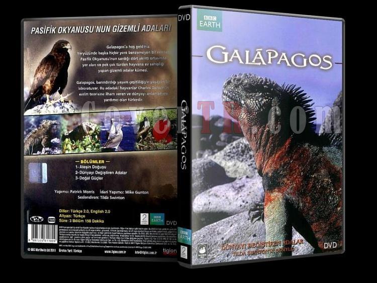 Galapagos - Scan Dvd Cover Türkçe [2006]-galapagosjpg
