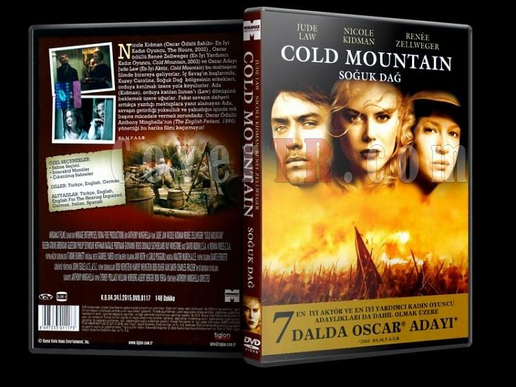Cold Mountain (Soğuk Dağ) - Scan Dvd Cover - Türkçe [2003]-cold-mountain-soguk-dag-scan-dvd-cover-turkce-2003jpg