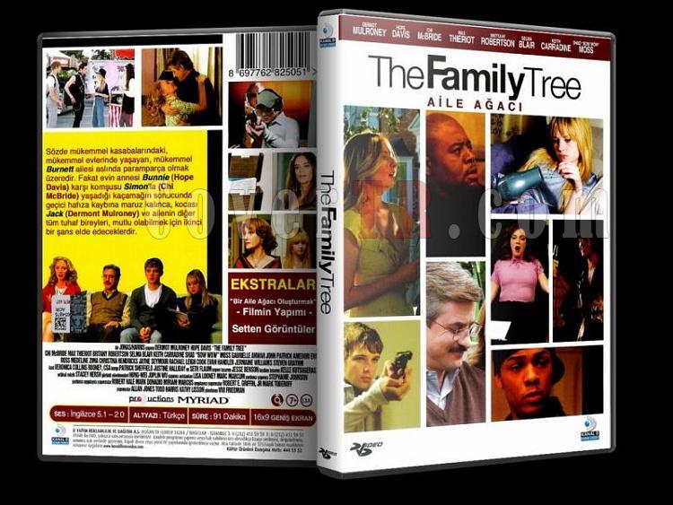 The Family Tree - Aile Ağacı - Scan Dvd Cover - Türkçe [2011]-the_family_treejpg