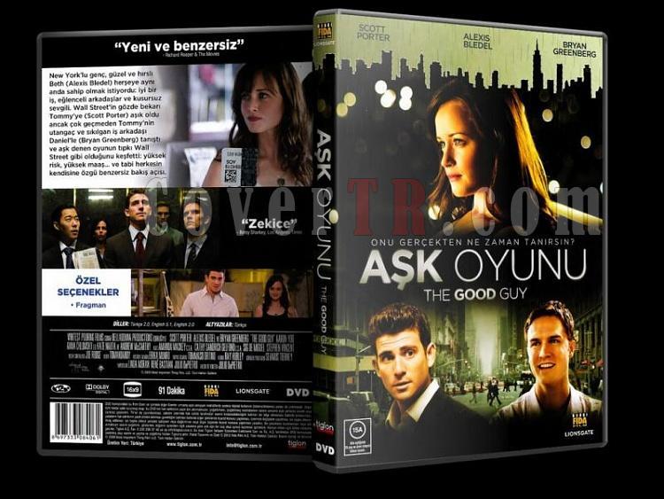 The Good Guy (Aşk Oyunu) - Scan Dvd Cover - Türkçe [2009]-the_good_guyjpg