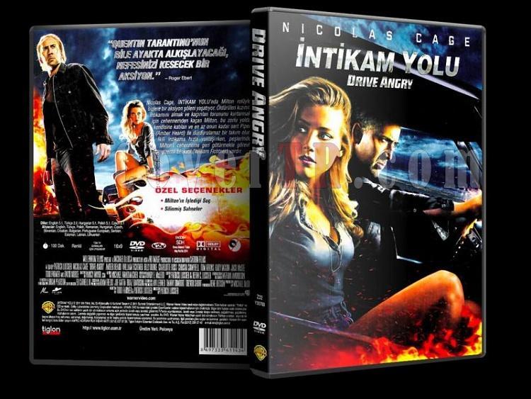 Drive Angry (İntikam Yolu) - Scan Dvd Cover - Türkçe [2011]-drive_angryjpg