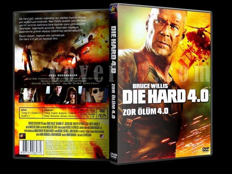 Die Hard 4.0 - Zor Ölüm 4 - Scan Dvd Cover - Türkçe [2007]-die_hard_40jpg