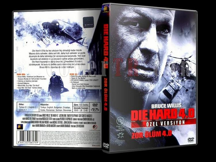 Die Hard 4.0 SE - Zor Ölüm 4 - Scan Dvd Cover - Türkçe [2007]-die_hard_40_sejpg