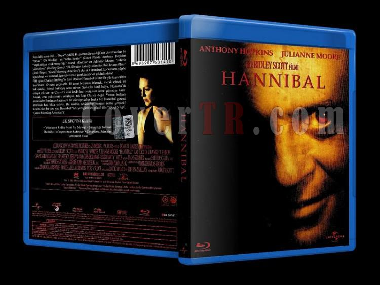 Hannibal  - Scan Bluray Cover - Türkçe [2001]-hannibal_scanjpg