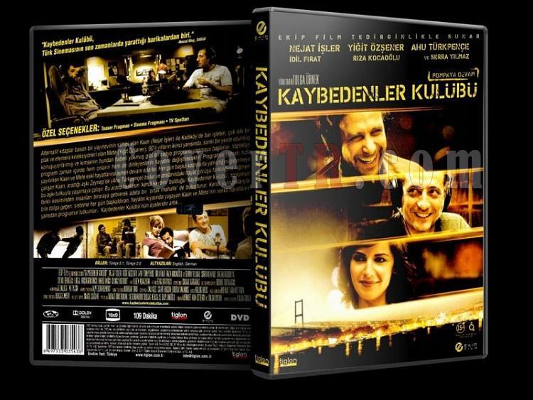 Kaybedenler Kulübü  - Scan Dvd Cover - Türkçe [2011]-kaybedenler_kulubujpg