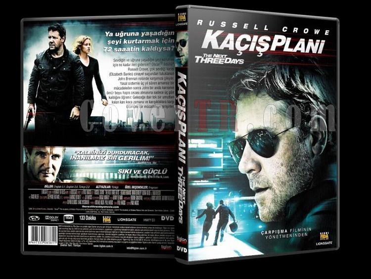 The Next Three Days - Kaçış Planı - Scan Dvd Cover - Türkçe [2010]-the_next_three_daysjpg