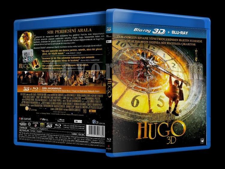 Hugo - Scan Bluray Cover - Türkçe [2011]-hugo_scanjpg