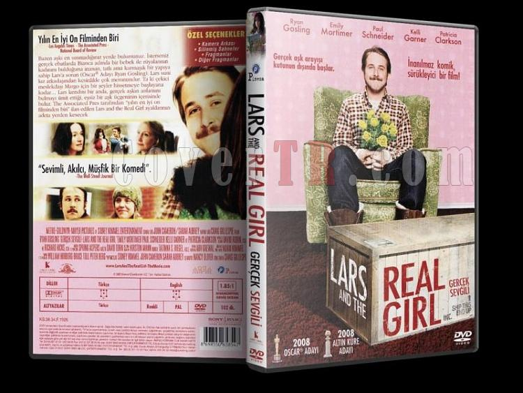 Gerçek Sevgili (Lars and the Real Girl) Türkçe Dvd Cover-gercek-sevgili-lars-real-girl-turkce-coverjpg